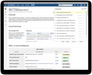 Screenshot einer Wikiseite