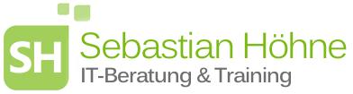 Sebastian Höhne - IT-Beratung und Training